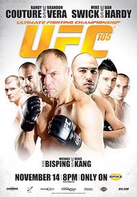UFC_105_Couture_vs_Vera_poster