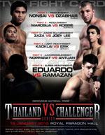 Thailand vs. Challenger